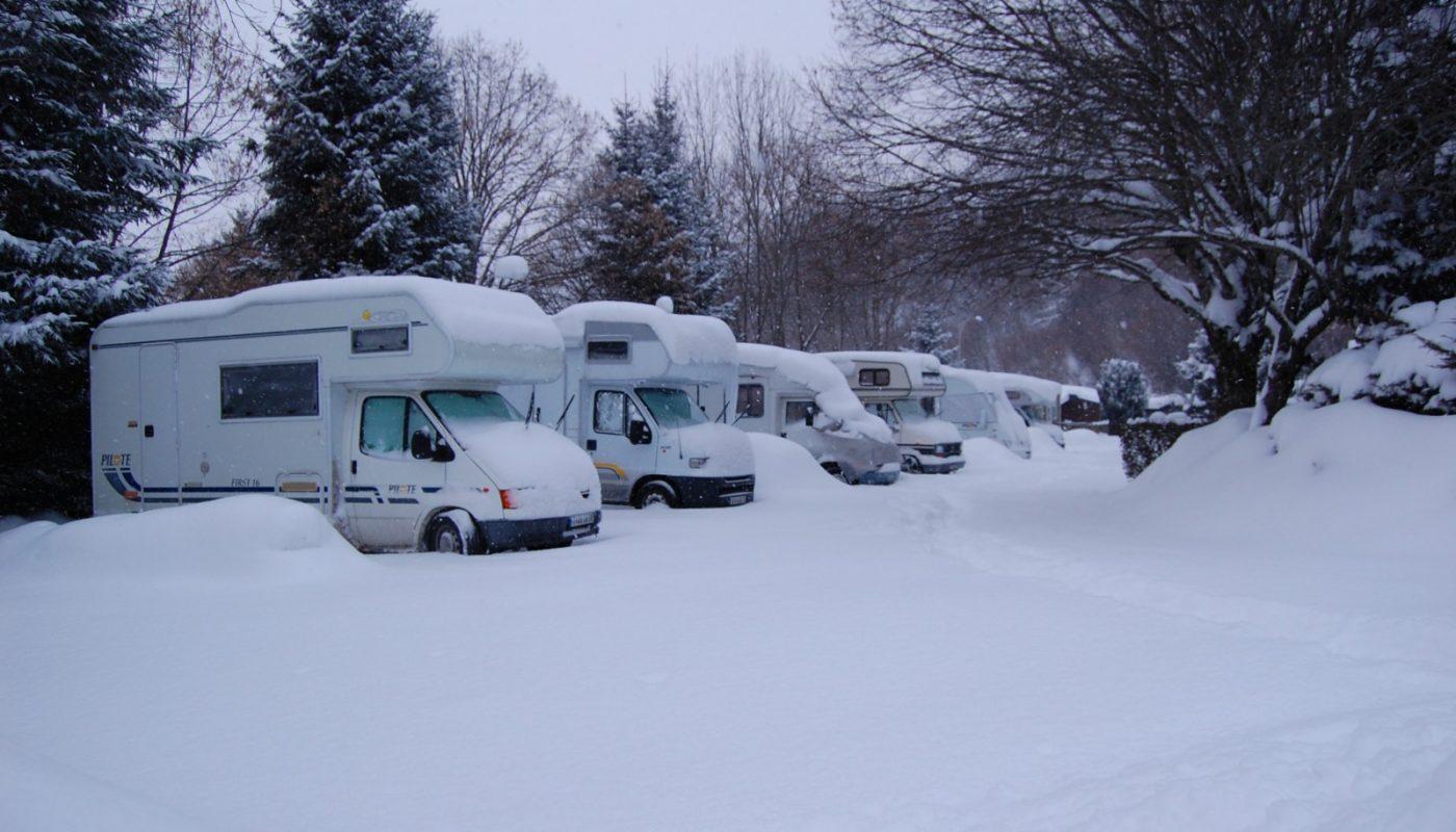 Que faire en camping-car quand il fait froid ?