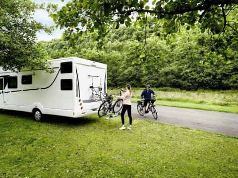 Voyager avec son vélo en camping-car.