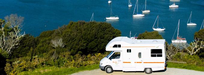 Réussir son voyage en camping-car !
